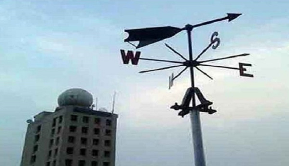 Low pressure over Bay, maritime ports asked to hoist signal 3