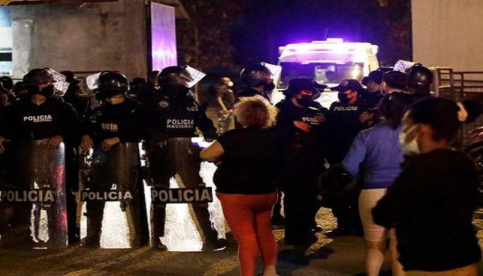 24 dead in Ecuador prison gun battle: police