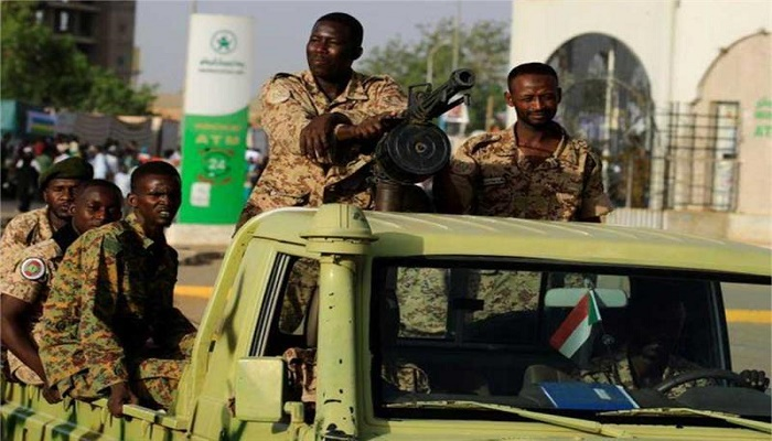 Five Sudan officers killed targeting IS cell: security officials