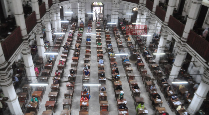 DU admission tests held for the first time in all divisional cities