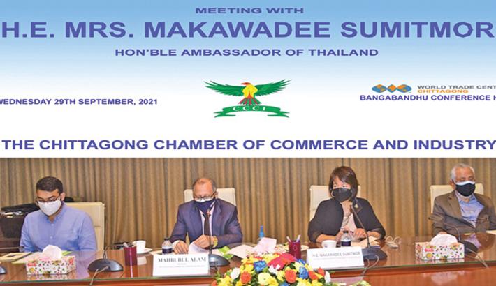 Thai envoy emphasises strengthening economic co-op for increasing trade