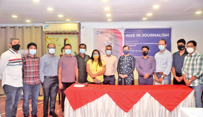 Workshop on countering misinfo held