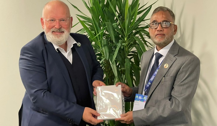 EU assures Bangladesh of increasing climate support