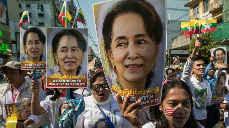 Myanmar junta unlikely to grant regional envoy meeting with Suu Kyi: spokesman