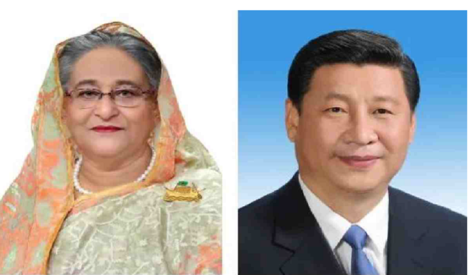 PM greets Chinese leaders on founding anniversary, hopes stronger cooperation