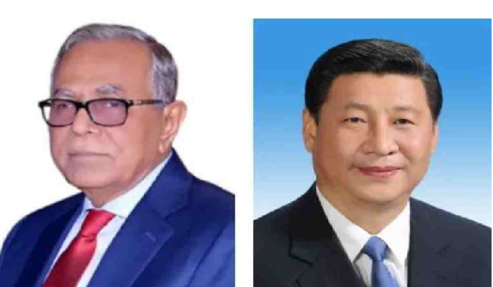President greets his Chinese counterpart on China's founding anniversary
