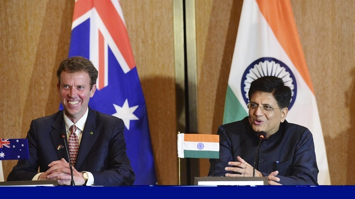 India-Australia to reach trade deal by end 2022