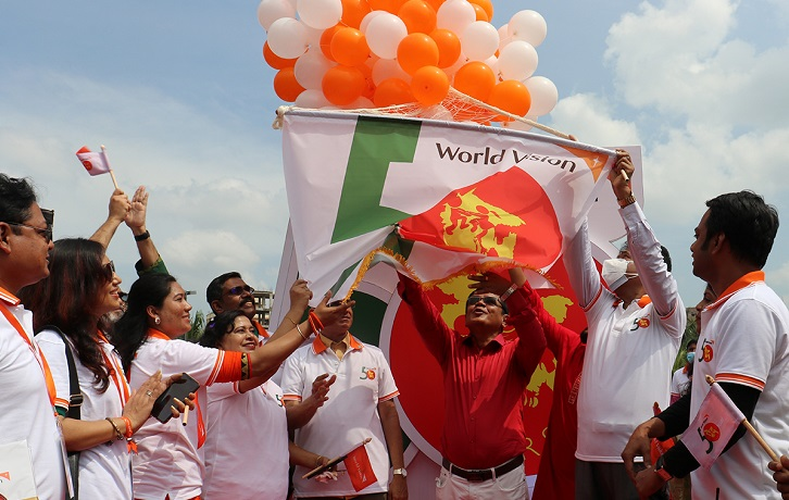 World Vision celebrates fifty years of journey in Bangladesh