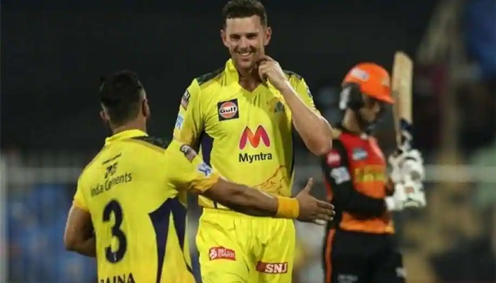 IPL 2021: Chennai Super Kings beat Sunrisers Hyderabad by six wickets, enter play-offs
