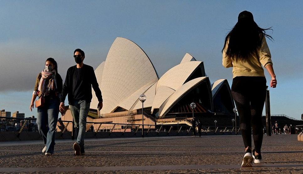 Australia to reopen border from November