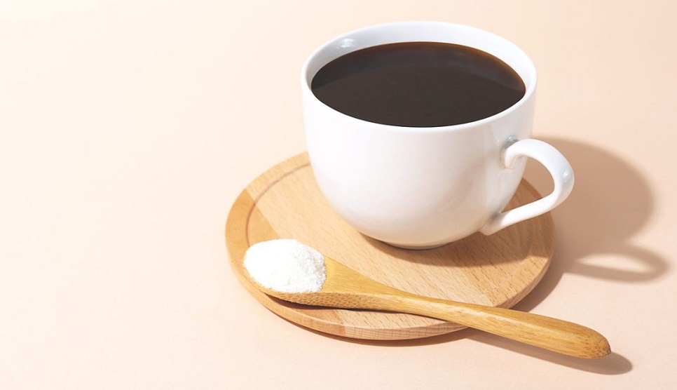 Why are people adding protein to their coffee?