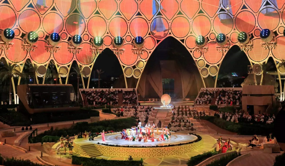 Dubai's Expo opens, bringing first World Fair to the Mideast
