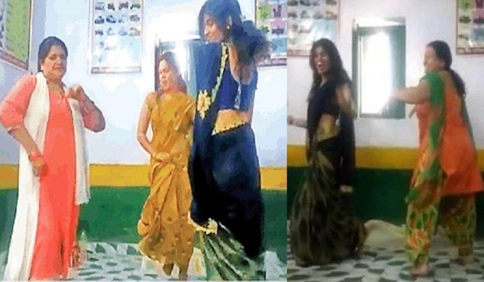 Five school teachers suspended in Agra over dancing in class (Watch)