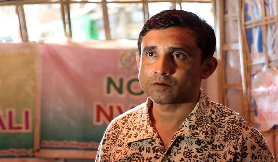 Rohingya leader's killing: 1 suspect held