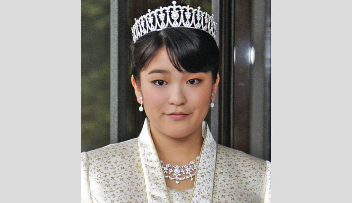 Japan's Princess Mako to marry after controversy