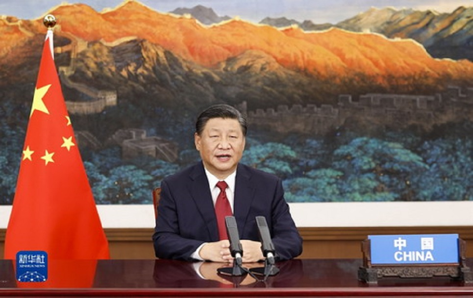 Bolstering Confidence and Jointly Overcoming Difficulties To Build a Better World: Xi Jinping