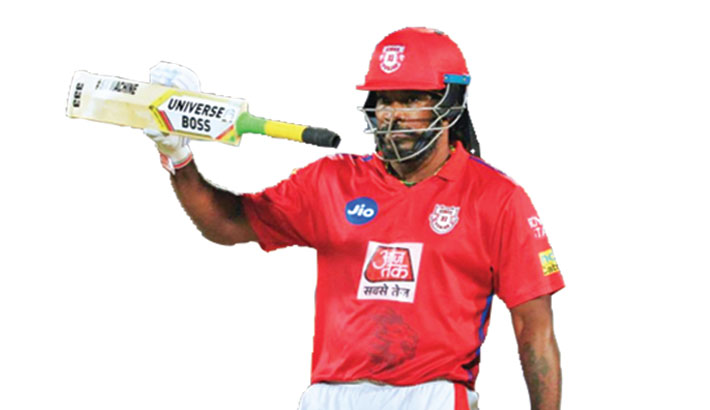 Gayle pulls out of IPL
