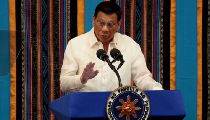 Philippines' Duterte says will retire from politics