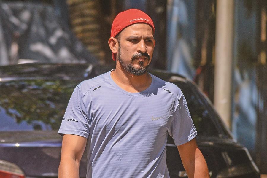 Nasir overcomes fitness test challenge