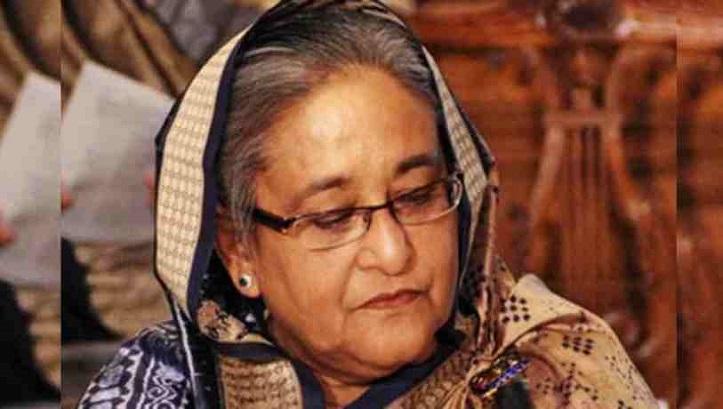 PM condoles Jatiya Party secretary-general Bablu's demise