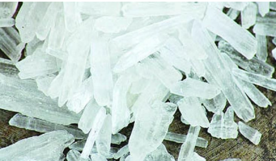 Woman arrested with crystal meth in Ctg