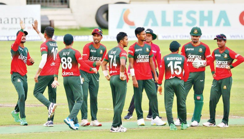 Tigers undergo Covid-19 test, leave country tomorrow