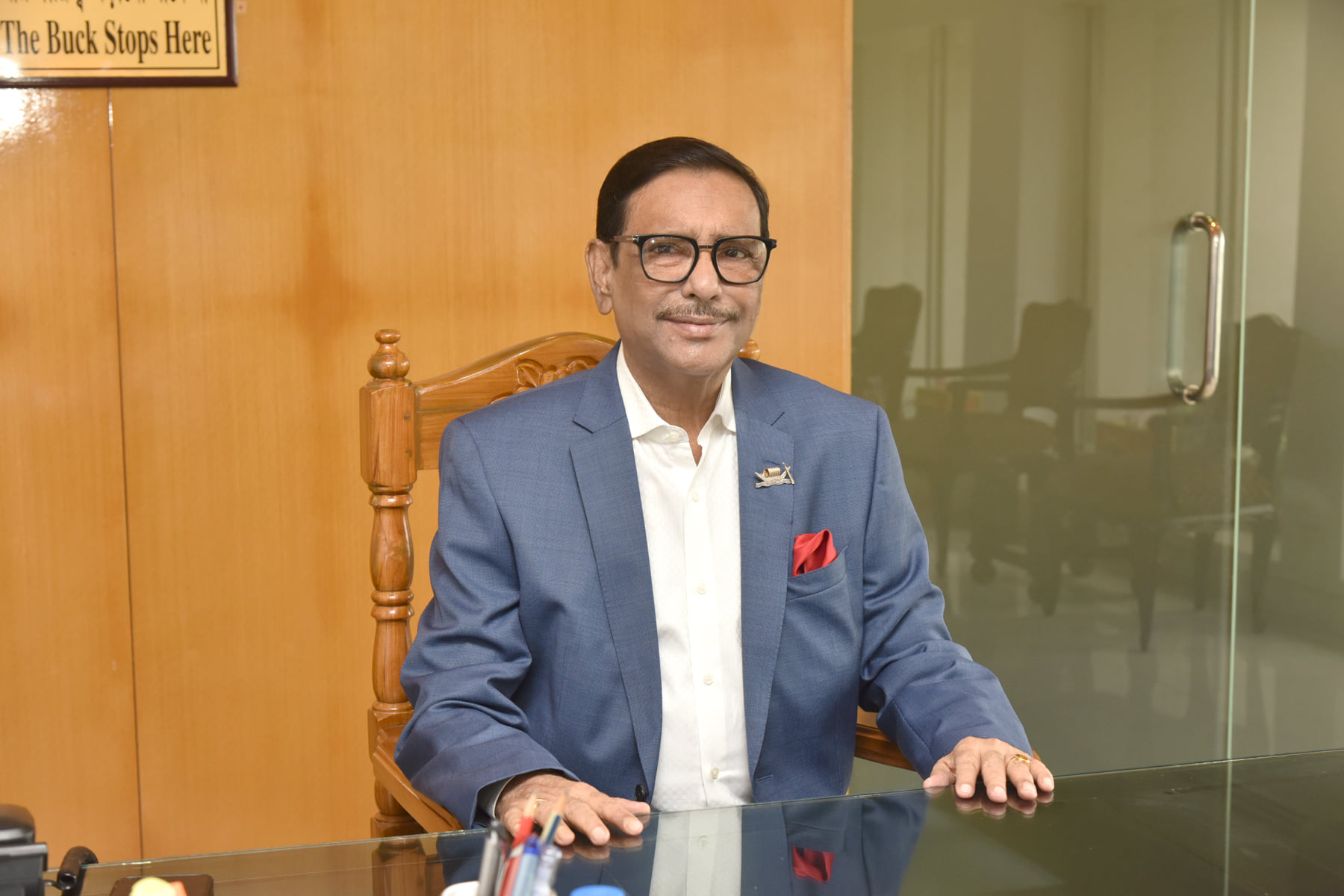BNP's so-called surge in movement turns into ebb-tide: Quader