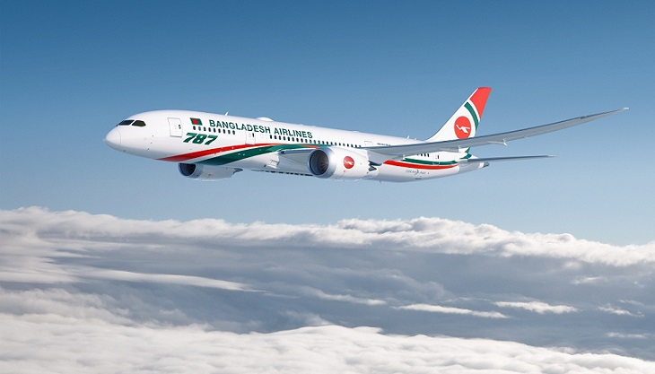 Biman resumes direct flights to Abu Dhabi