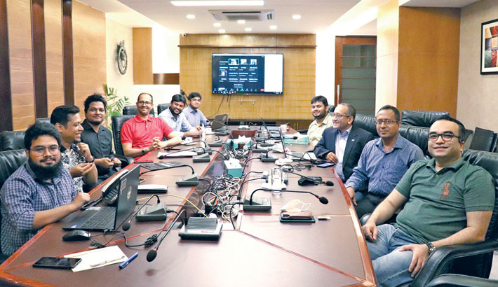 Bangladeshi students take part in Nasa space app challenge
