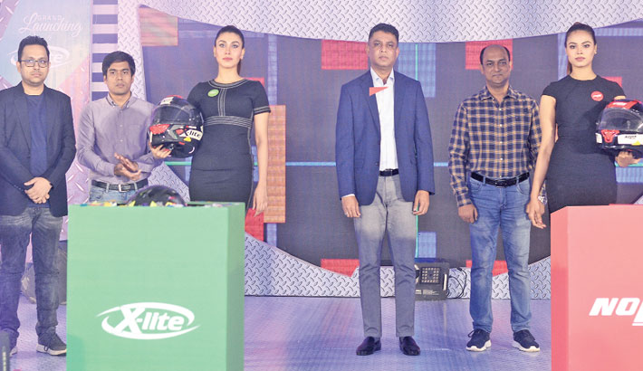 ACI Motors launches 'Nolan and X-Lite' helmets