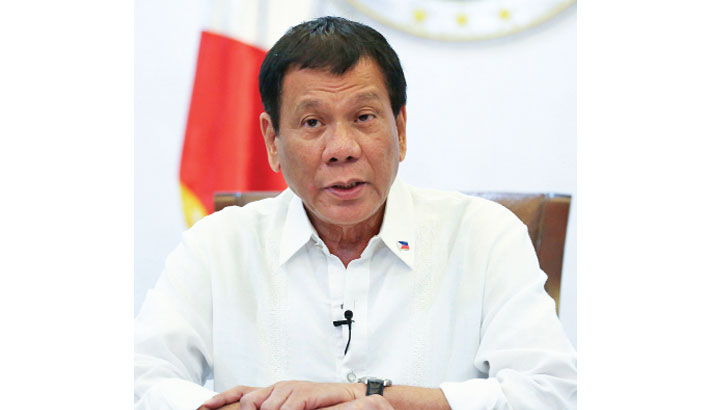 Duterte announces retirement from politics