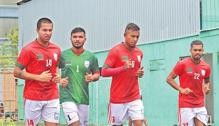 Maldives' defeat increases Bangladesh's SAFF final chance: Ibrahim