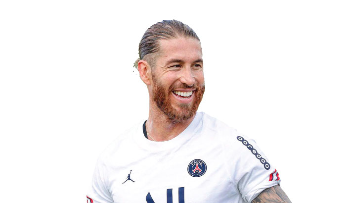 Ramos' PSG return date still unknown: Pochettino