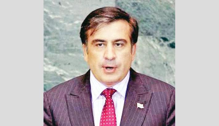 Georgia arrests former president Saakashvili after return from exile