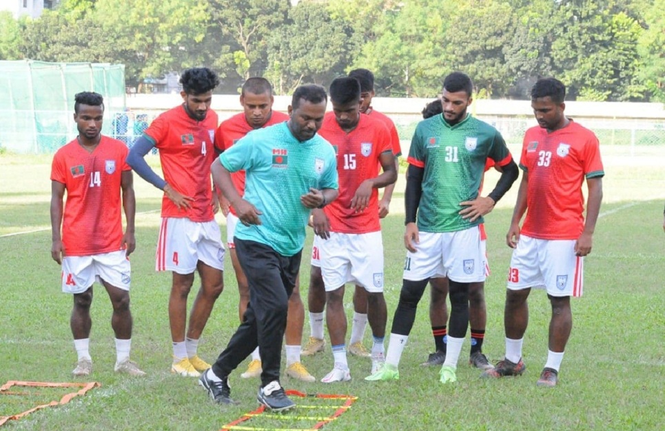 Maruful hopes to do well in Asian Cup qualifiers