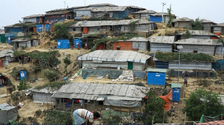 Bangladesh expresses concern over crimes in Rohingya camps