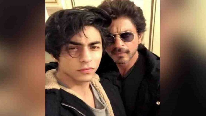Shah Rukh Khan's son Aryan detained after rave party raid