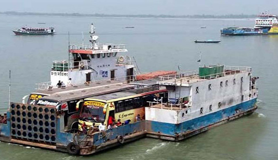 Experimental ferry movement on Shimulia-Banglabazar route to resume from Monday