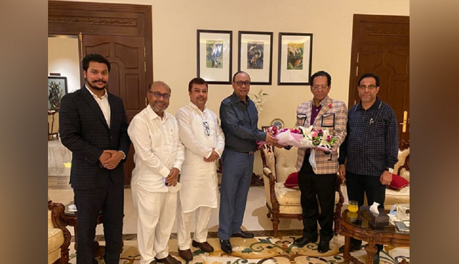 Bashundhara Chairman assures KPC Group of coop to invest in Bangladesh