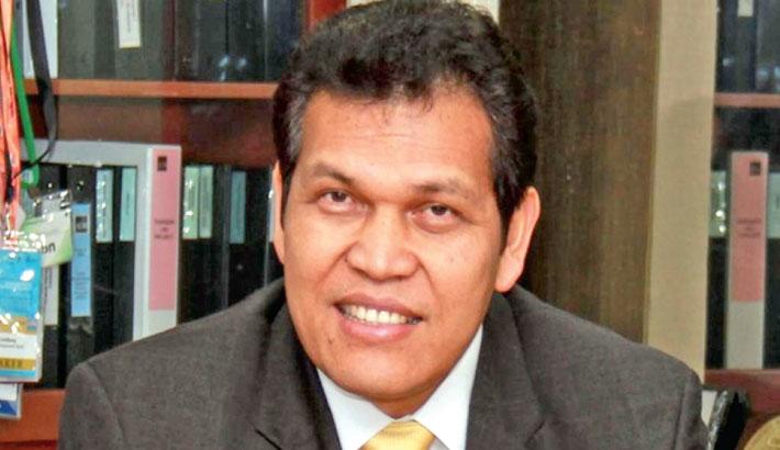 Edimon Ginting new ADB Country Director in Bangladesh