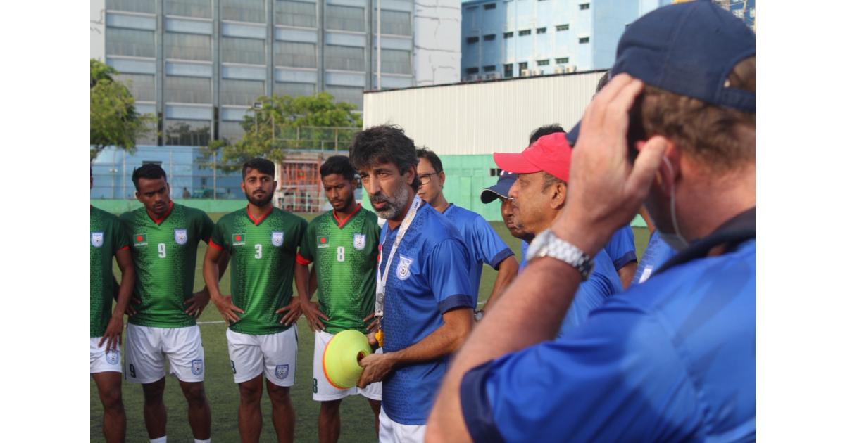 SAFF Champs: Bangladesh to play hosts Maldives Thursday night