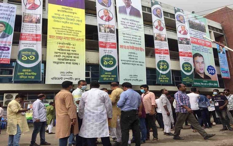 Bright and dark sides of BCB election