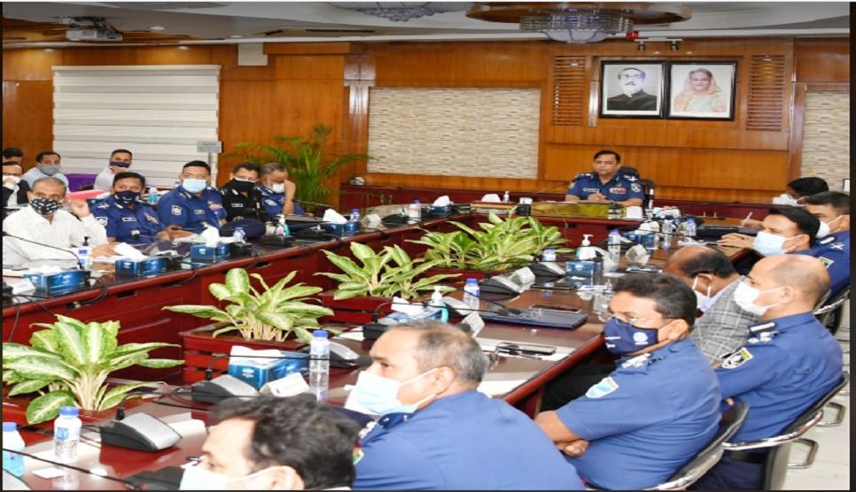 IGP directs deputies to ensure security during Durga Puja