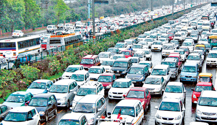 Minister moots musical toots for noisy Indian roads