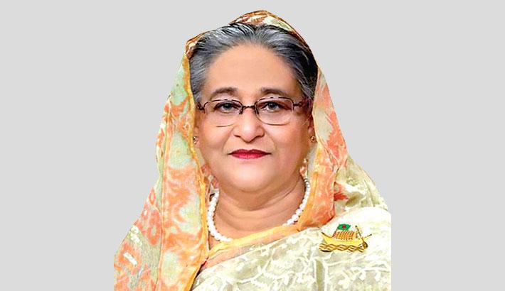 Hasina's climate leadership lauded