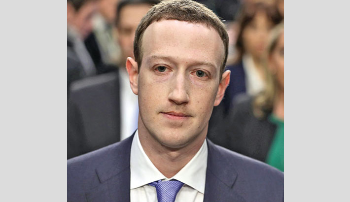 Zuckerberg loses $6bn amid Facebook outage