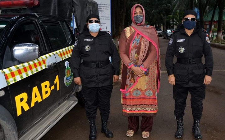 Two cases filed against Kanak Sarwar's sister Raka