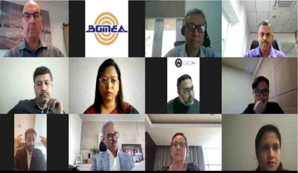 Bangladesh RMG industry growing sustainably: BGMEA President