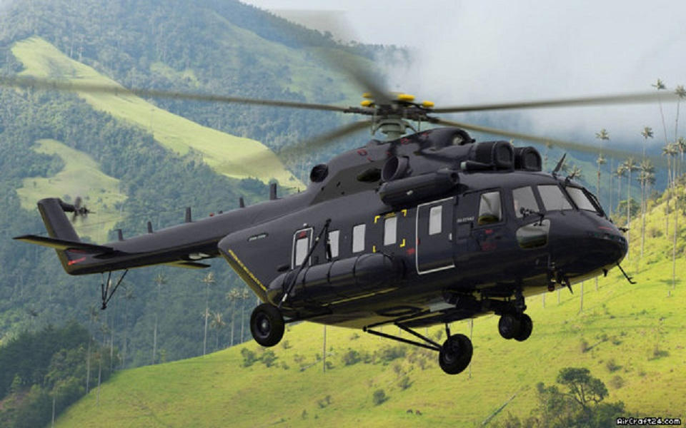 Bangladesh Police to get 2 choppers from Russia