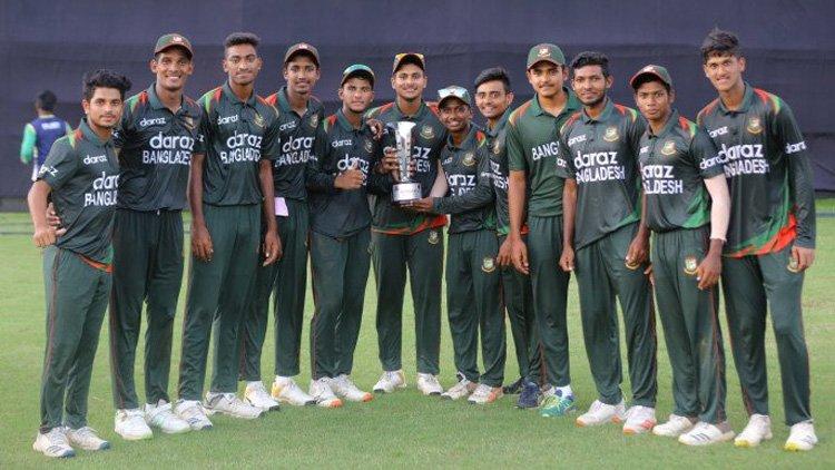 BCB names U-19 squad for SL tour